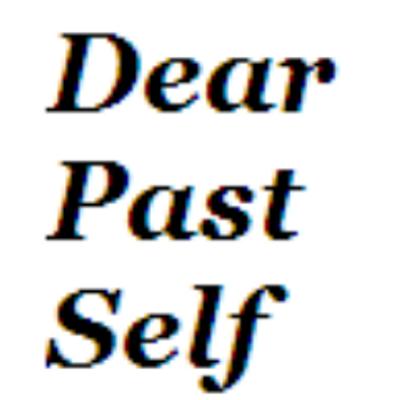 過去の自分に記事を書いてみましょう